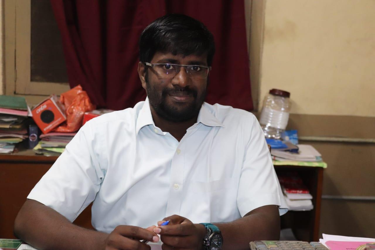 Rev.Fr.Suresh SDB